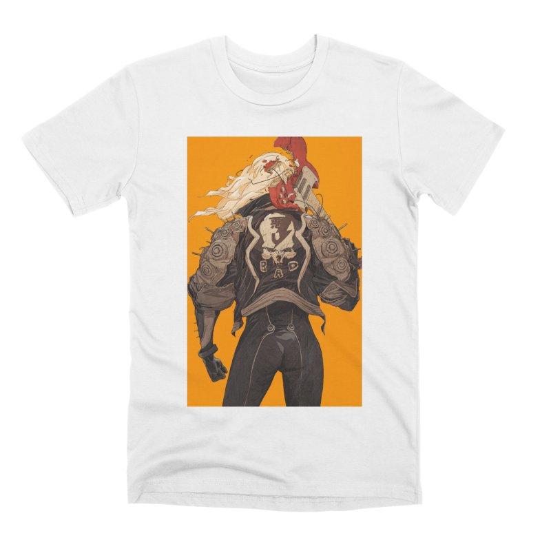 Dismantle Men's Premium T-Shirt by Chun Lo's Artist Shop