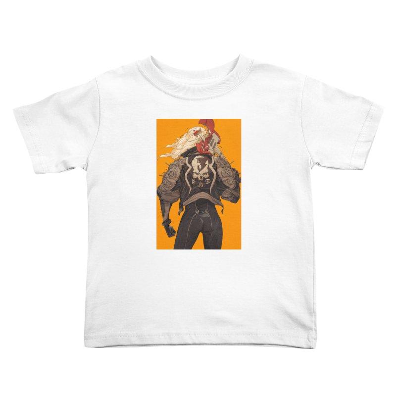 Dismantle Kids Toddler T-Shirt by Chun Lo's Artist Shop