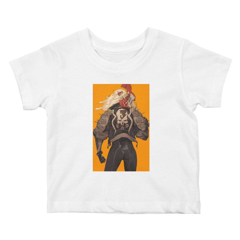 Dismantle Kids Baby T-Shirt by Chun Lo's Artist Shop