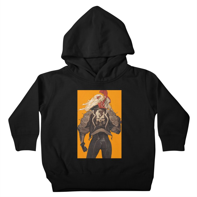 Dismantle Kids Toddler Pullover Hoody by Chun Lo's Artist Shop