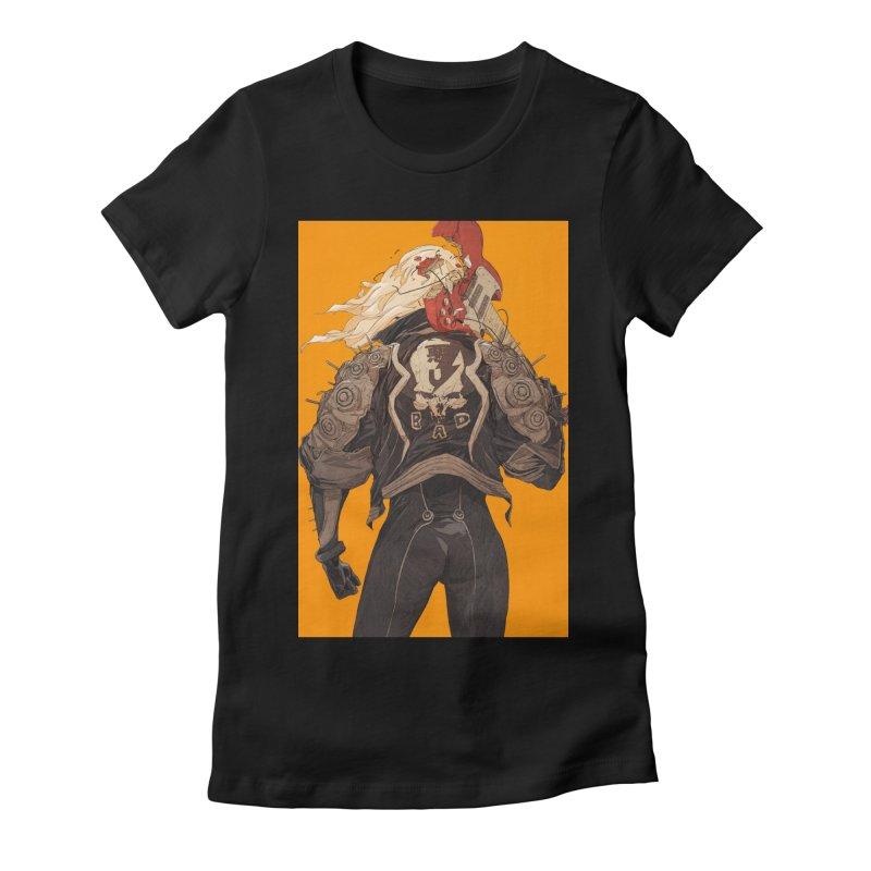 Dismantle Women's T-Shirt by Chun Lo's Artist Shop