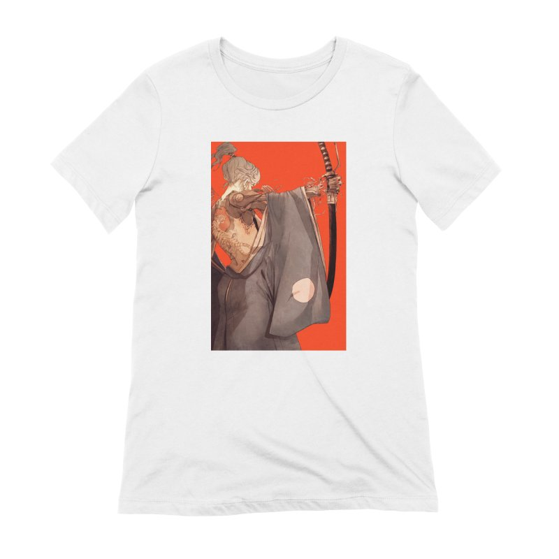 Mantle Women's Extra Soft T-Shirt by Chun Lo's Artist Shop