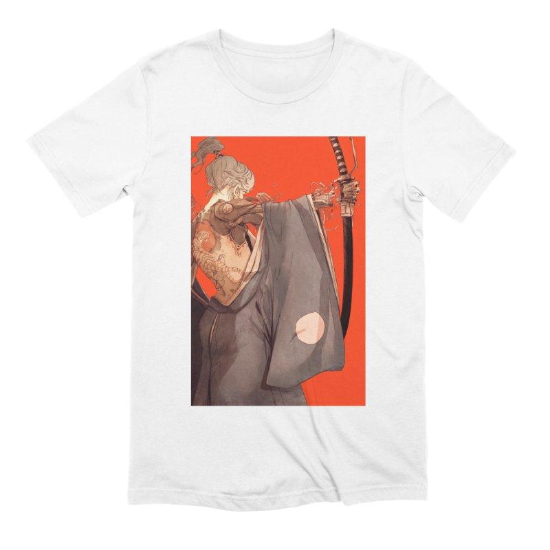 Mantle Men's Extra Soft T-Shirt by Chun Lo's Artist Shop