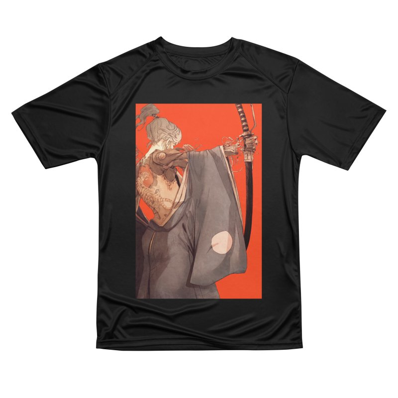Mantle Women's Performance Unisex T-Shirt by Chun Lo's Artist Shop