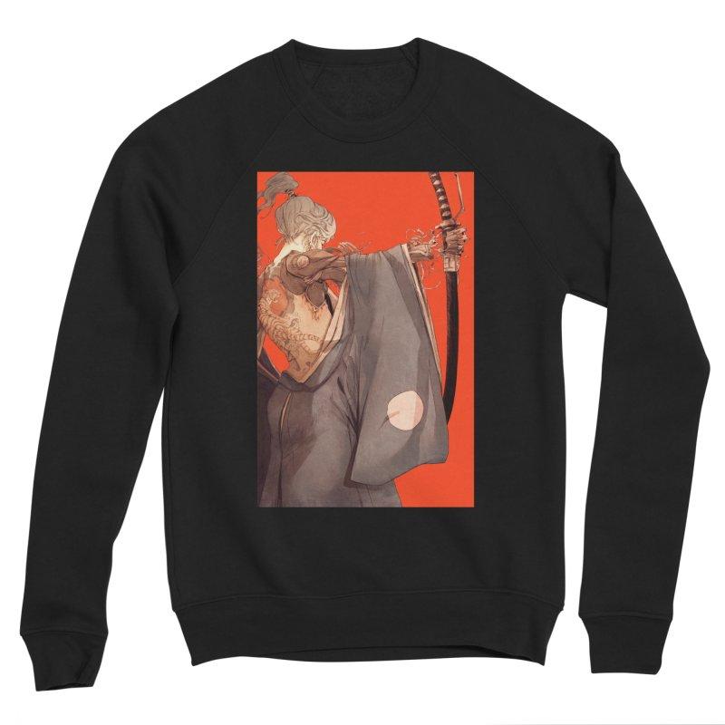 Mantle Men's Sponge Fleece Sweatshirt by Chun Lo's Artist Shop