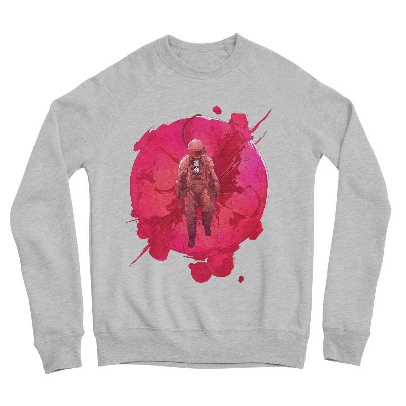 The World Women's Sponge Fleece Sweatshirt by Chun Lo's Artist Shop