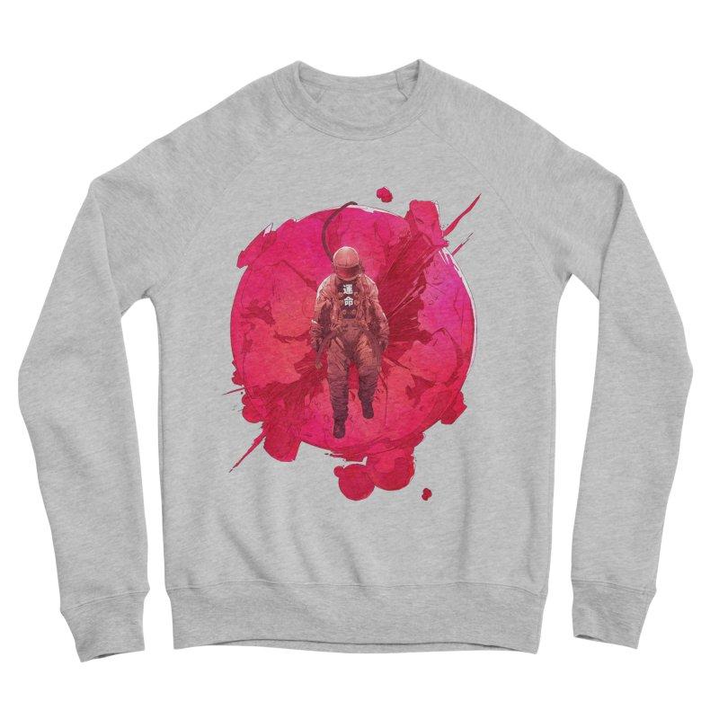 The World Men's Sponge Fleece Sweatshirt by Chun Lo's Artist Shop