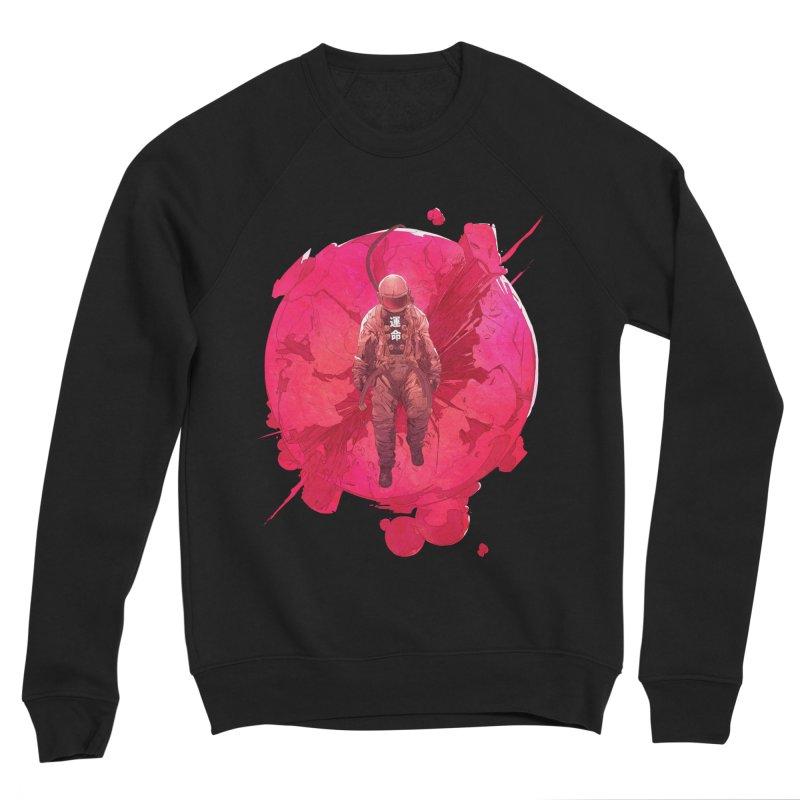 The World Women's Sponge Fleece Sweatshirt by Chun Lo's Artist Shop