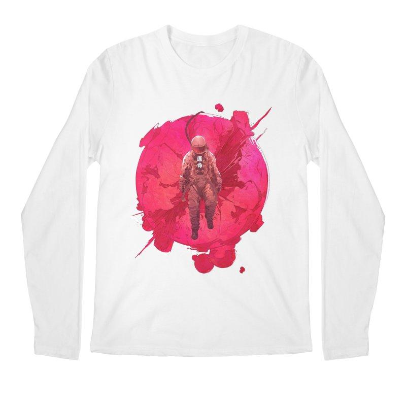 The World Men's Regular Longsleeve T-Shirt by Chun Lo's Artist Shop