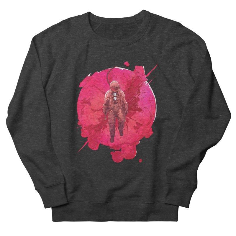 The World Men's French Terry Sweatshirt by Chun Lo's Artist Shop