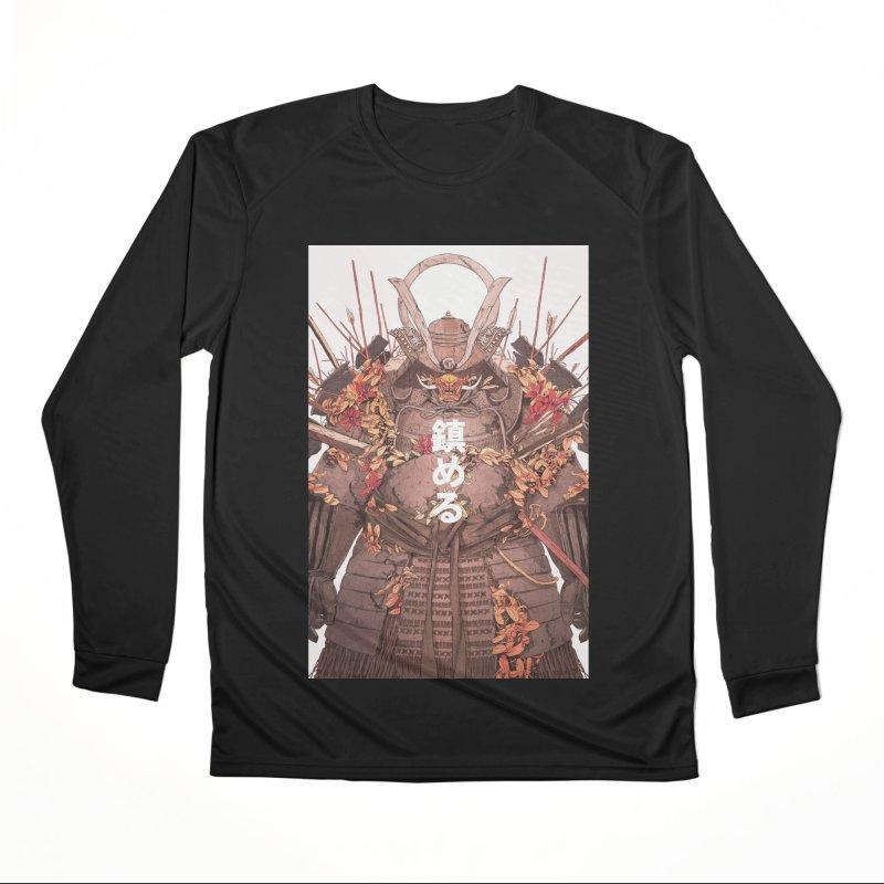 Pacify Men's Performance Longsleeve T-Shirt by Chun Lo's Artist Shop