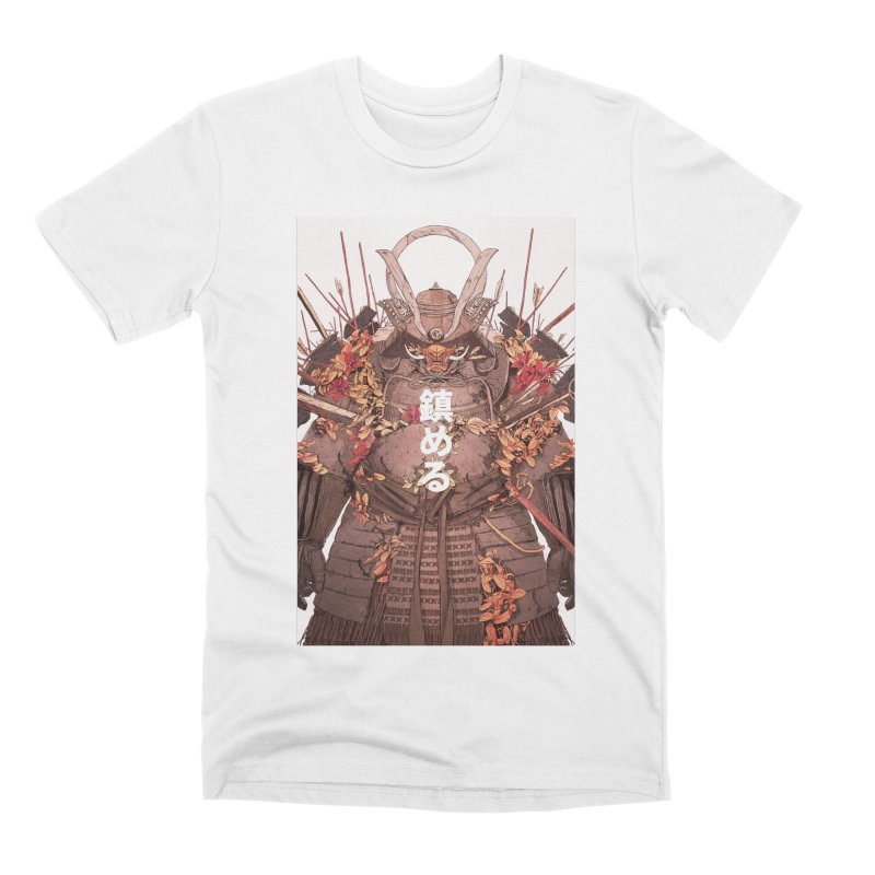 Pacify Men's Premium T-Shirt by Chun Lo's Artist Shop
