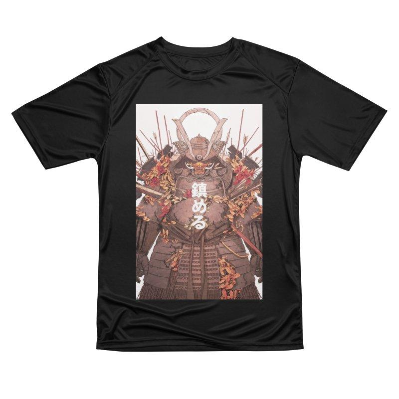 Pacify Women's Performance Unisex T-Shirt by Chun Lo's Artist Shop