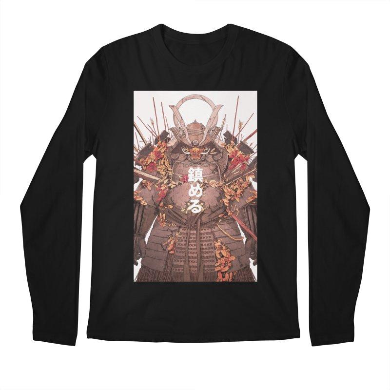 Pacify Men's Regular Longsleeve T-Shirt by Chun Lo's Artist Shop