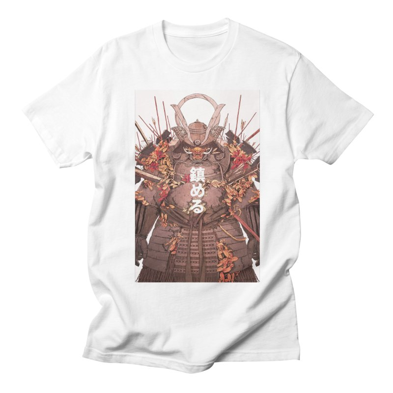 Pacify Men's Regular T-Shirt by Chun Lo's Artist Shop