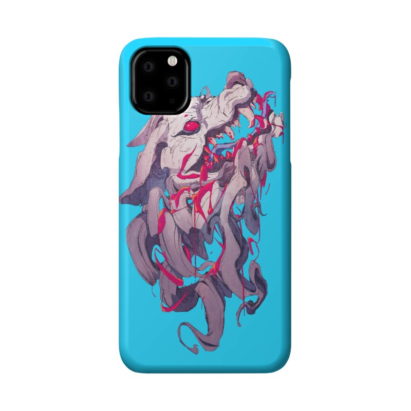 The Dog Accessories Phone Case by Chun Lo's Artist Shop