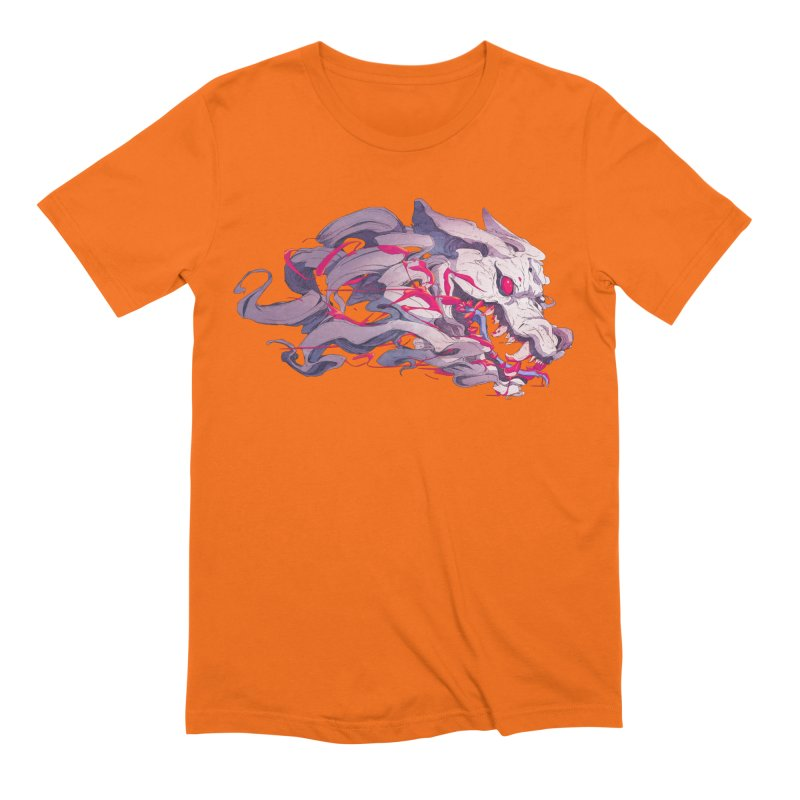 The Dog Men's Extra Soft T-Shirt by Chun Lo's Artist Shop