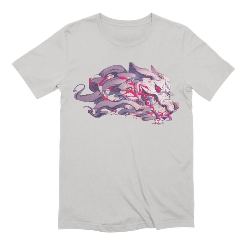 The Dog Men's Extra Soft T-Shirt by Chun Lo's Artist Shop