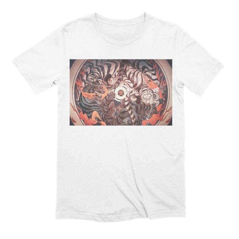 Strife Men's Extra Soft T-Shirt by Chun Lo's Artist Shop