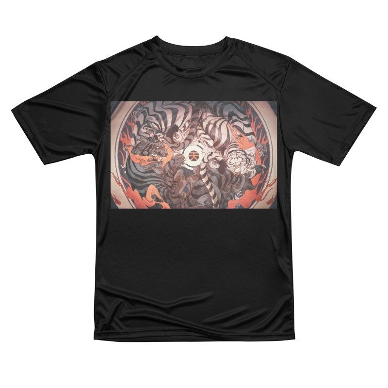 Strife Women's Performance Unisex T-Shirt by Chun Lo's Artist Shop