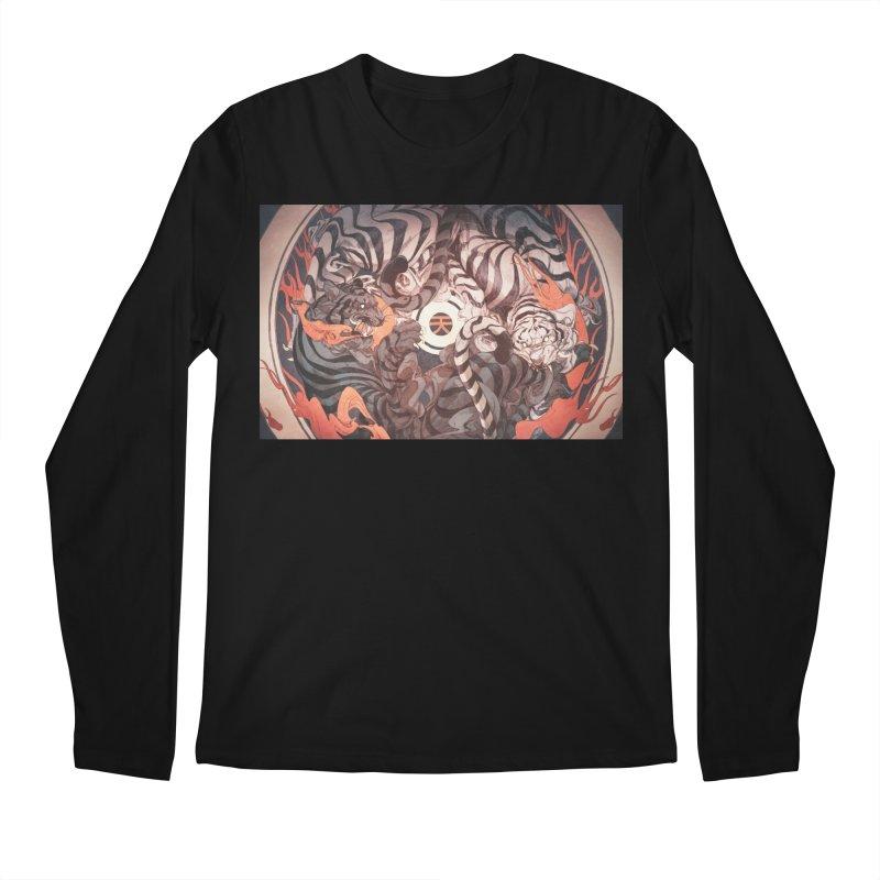 Strife Men's Regular Longsleeve T-Shirt by Chun Lo's Artist Shop