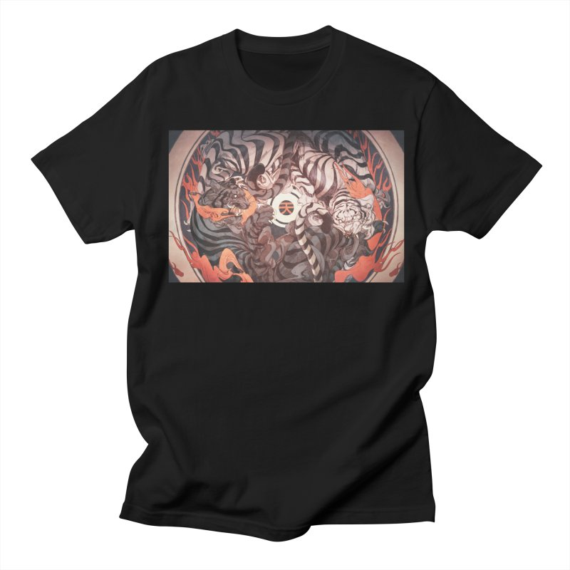 Strife Women's Regular Unisex T-Shirt by Chun Lo's Artist Shop
