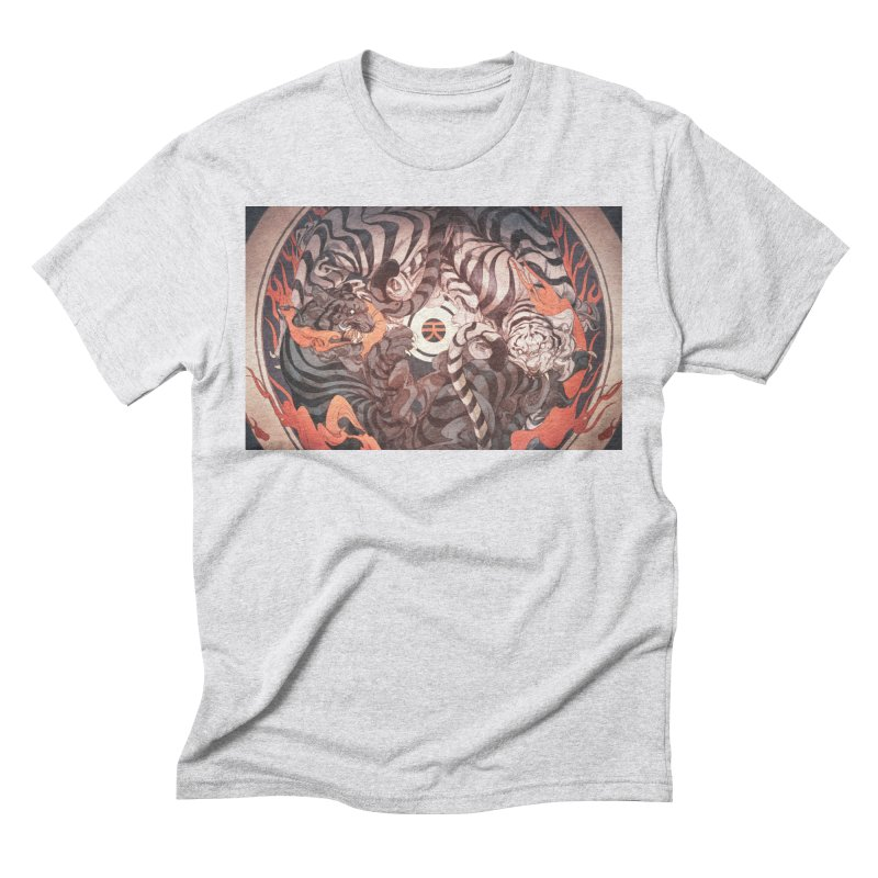 Strife Men's Triblend T-Shirt by Chun Lo's Artist Shop