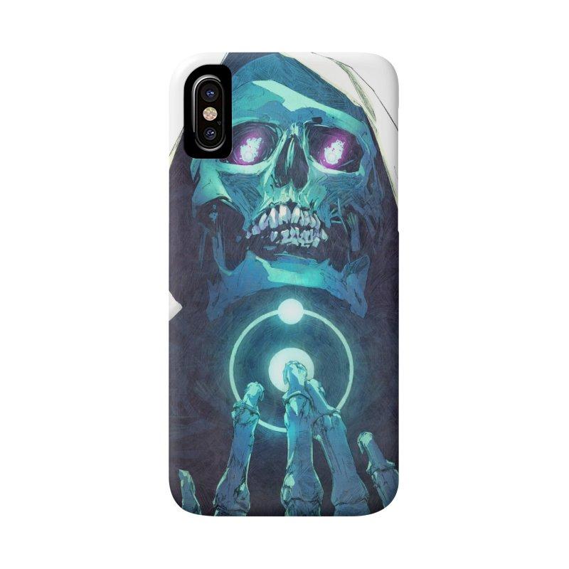 Death Accessories Phone Case by Chun Lo's Artist Shop