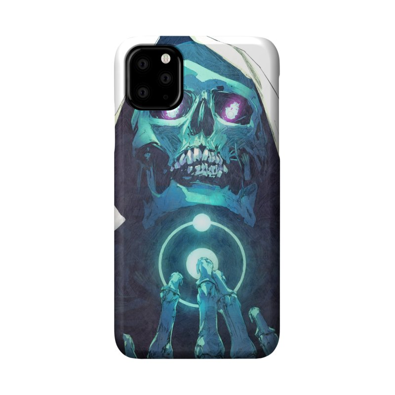 Death Accessories Phone Case by Chun Lo's Artist Shop