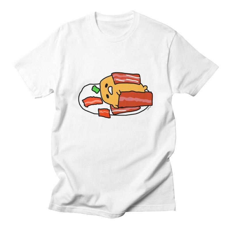 Lana's Lazy Egg Women's Unisex T-Shirt by churro's Artist Shop