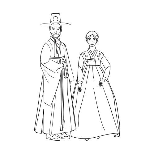 Design for korean Couple