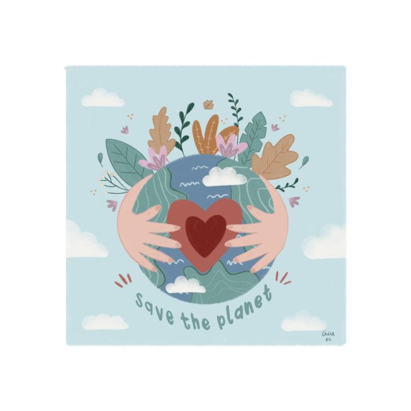 Design for Save the planet