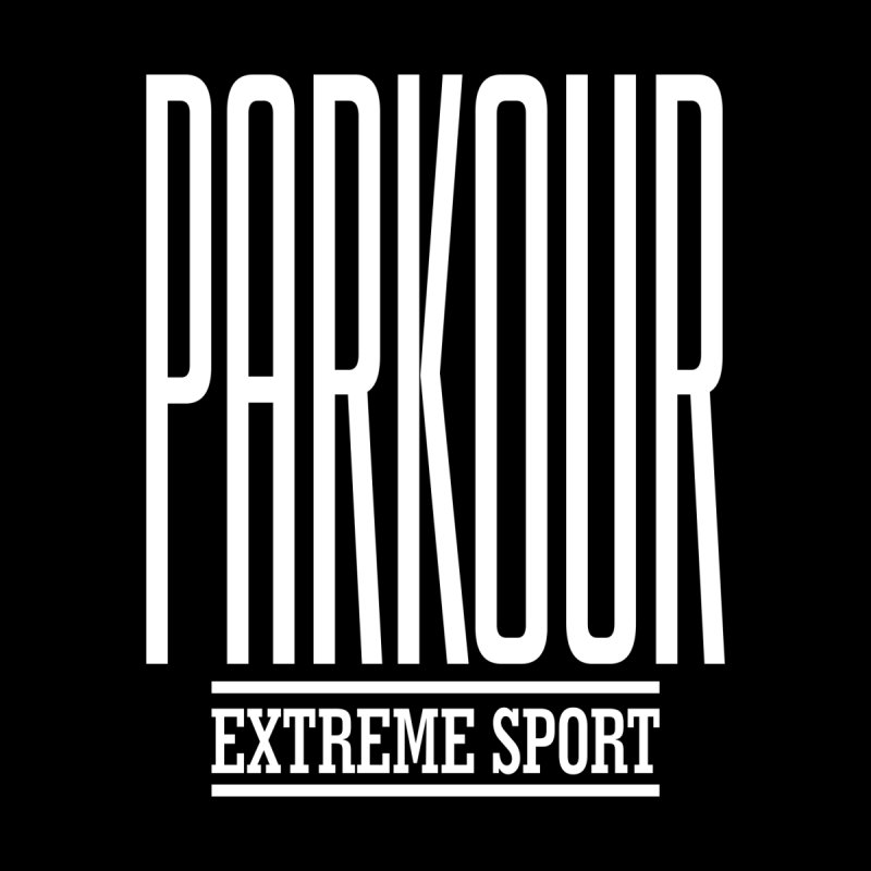 Parkour Extreme Sport Kids Toddler Pullover Hoody by Cido Lopez Shop