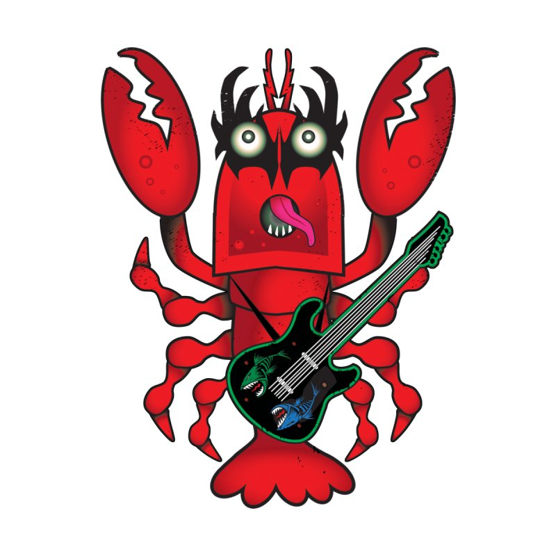 Rock Lobster   by Cincotta Designs