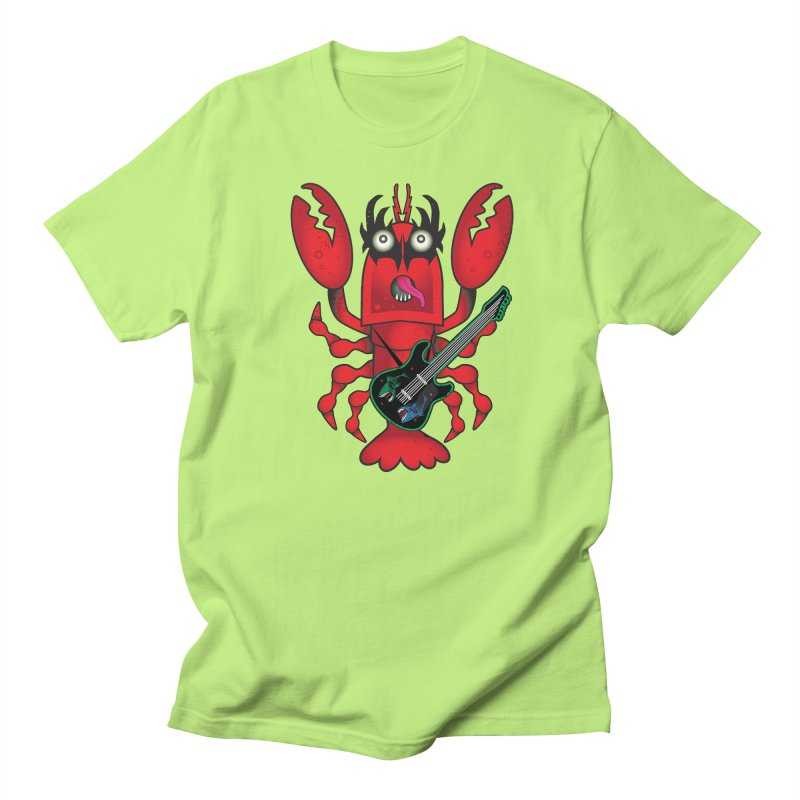 Rock Lobster Men's T-Shirt by Cincotta Designs