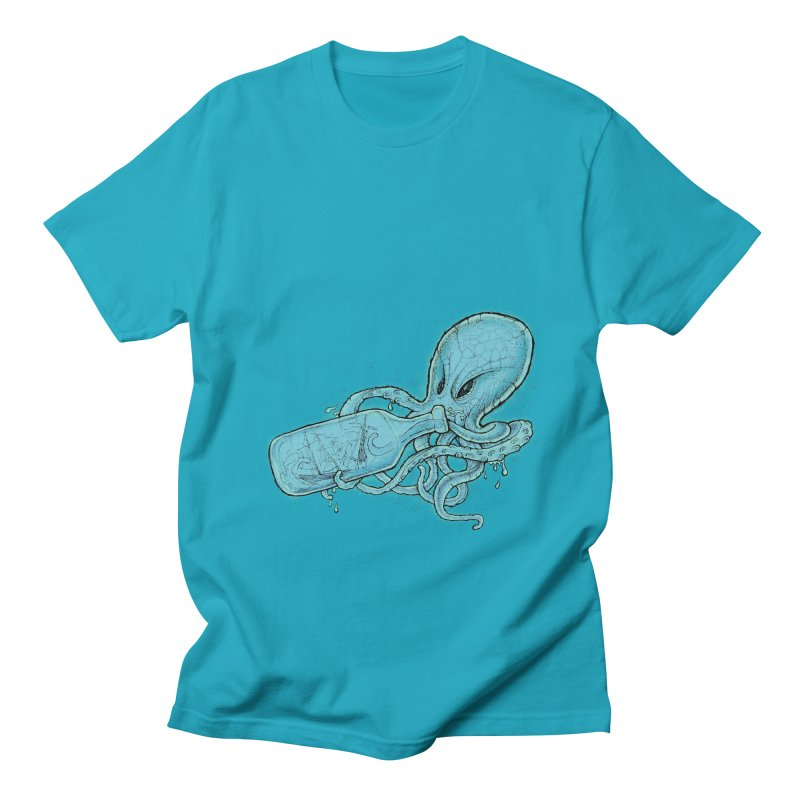 Shipwrecked Men's T-shirt by Cincotta Designs
