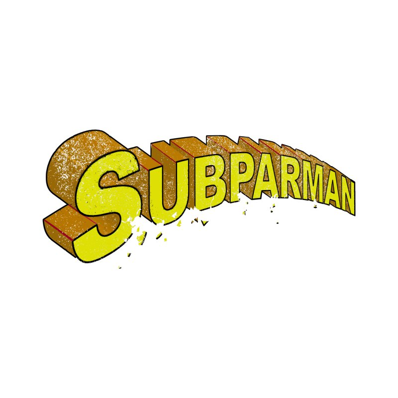 Subparman None  by Cincotta Designs
