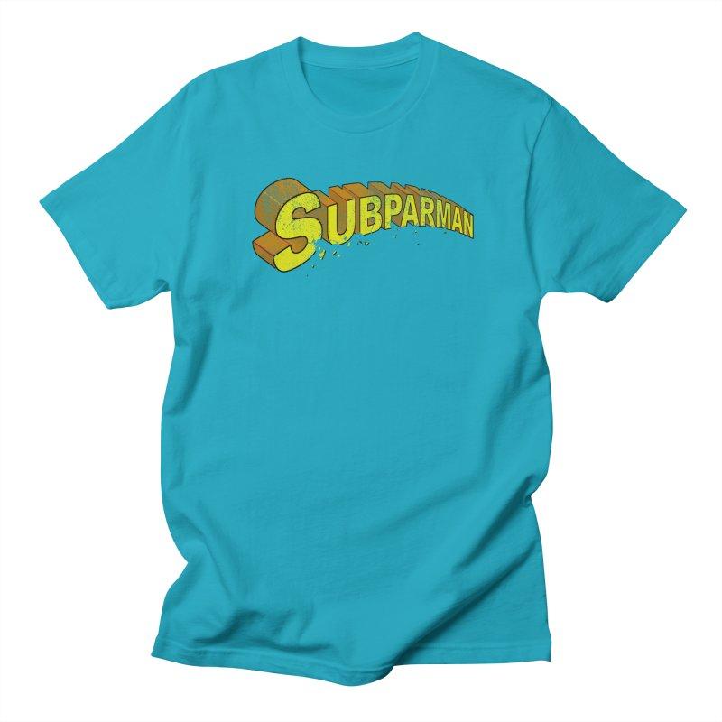 Subparman Men's T-shirt by Cincotta Designs