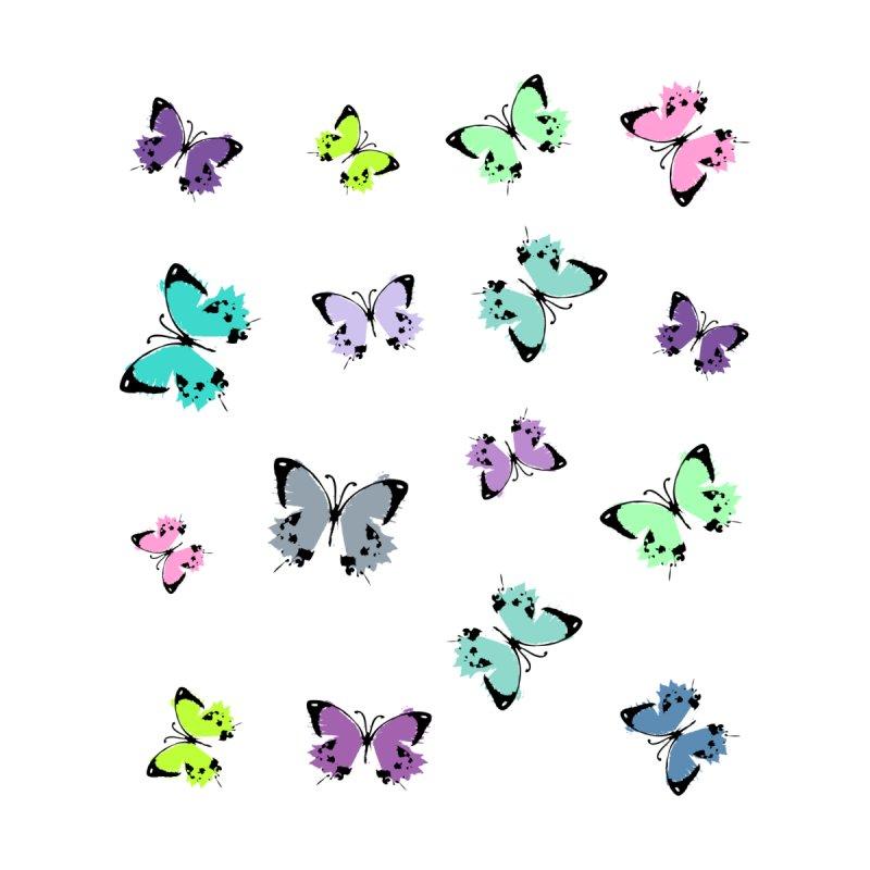 Colorful butterflies by cindyshim's Artist Shop