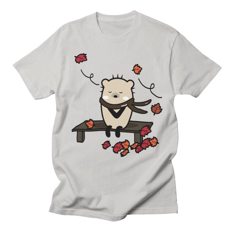 Mochie autumn mood 1 Women's Regular Unisex T-Shirt by cindyshim's Artist Shop