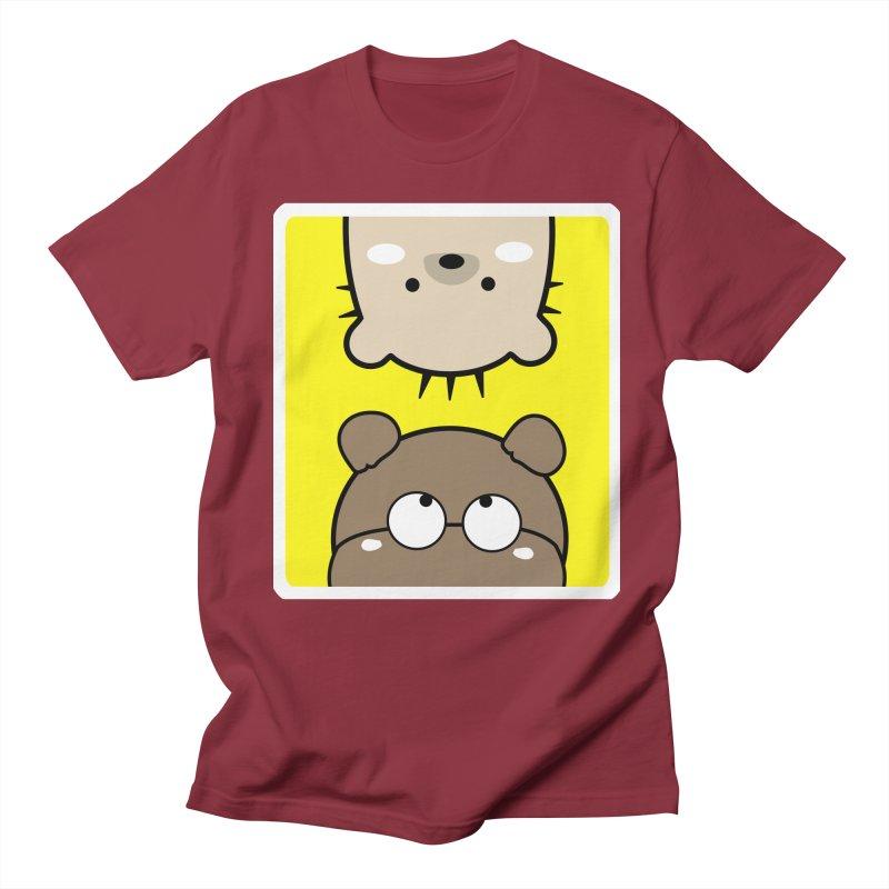 Mochie & CoCo Women's Regular Unisex T-Shirt by cindyshim's Artist Shop