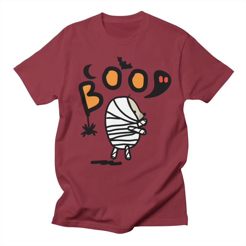 Mochie BOO Women's Regular Unisex T-Shirt by cindyshim's Artist Shop