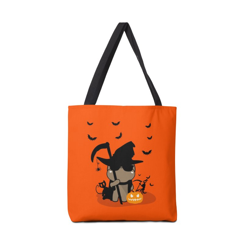 CoCo Happy Halloween Accessories Tote Bag Bag by cindyshim's Artist Shop