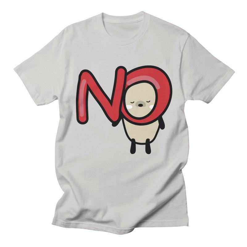 Mochie NO Women's Regular Unisex T-Shirt by cindyshim's Artist Shop