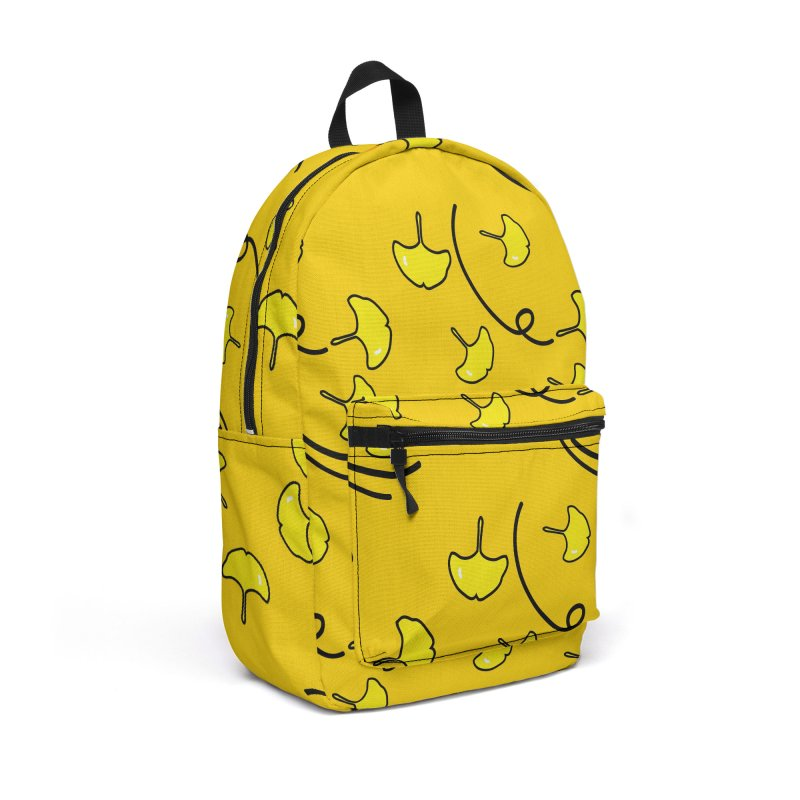 Autumn color leaves Accessories Backpack Bag by cindyshim's Artist Shop