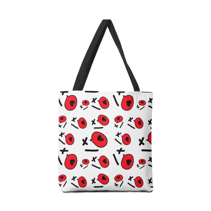 XO XO Accessories Tote Bag Bag by cindyshim's Artist Shop