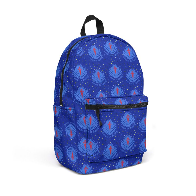 Camino de Santiago Accessories Backpack Bag by cindyshim's Artist Shop