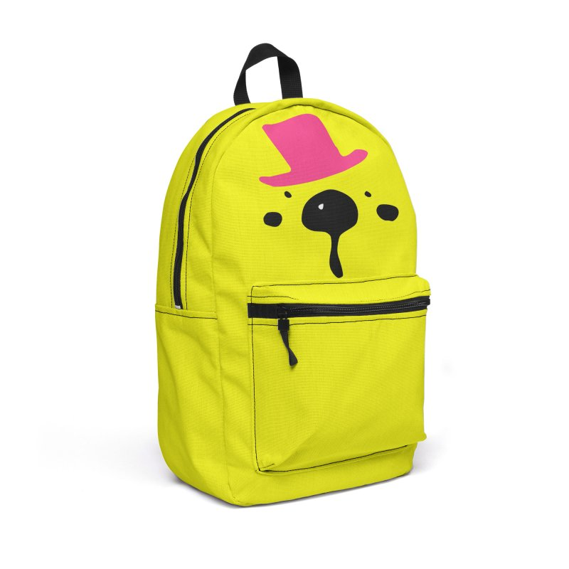 Panda Bear Accessories Backpack Bag by cindyshim's Artist Shop