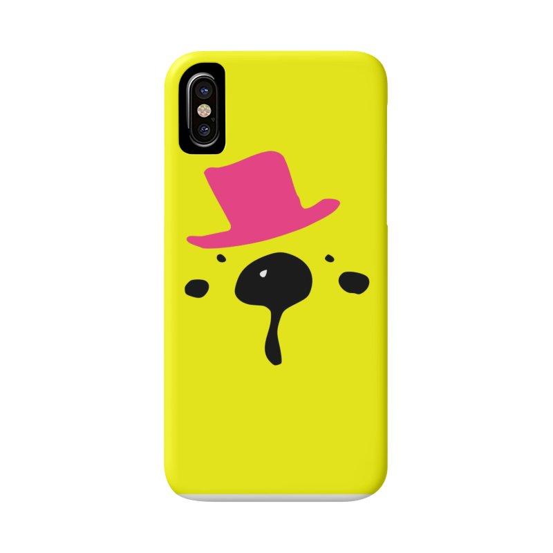 Panda Bear Accessories Phone Case by cindyshim's Artist Shop