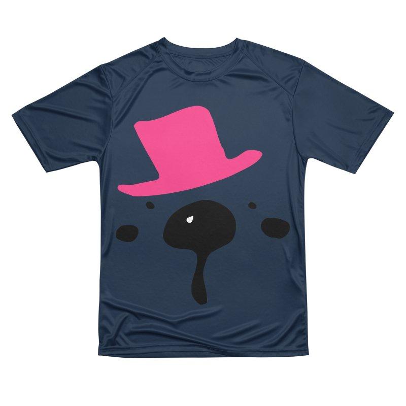Panda Bear Men's Performance T-Shirt by cindyshim's Artist Shop